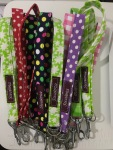 Quirky key straps
