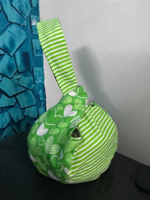 Handy bag by Corinne Bradd